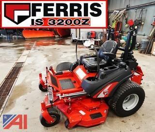 """2015 Ferris IS 3200Z 61"""" Mower"""
