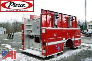 14' x 8' Pierce Pumper Body