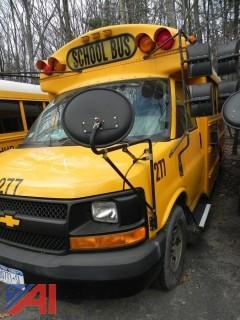 (277) 2006 Chevrolet Express G3500 Mini School Bus