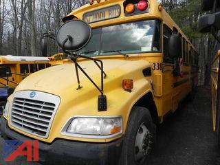 (330) 2009 Blue Bird Vision School Bus