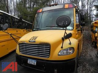 (256) 2007 Freightliner Thomas B2 School Bus