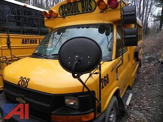 (268) 2006 Chevrolet Express G3500 Mini School Bus