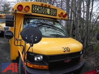 (310) 2007 Chevrolet Express G3500 Mini School Bus
