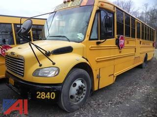 (2840) 2008 Freightliner Thomas B2 School Bus