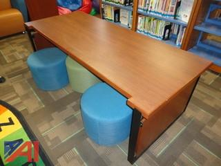 Palmieri Youth Size Desk