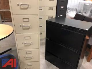 Multiple Drawer Filing Cabinets