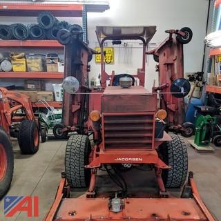 1996 Jacobsen HR-15 Tractor/Mower