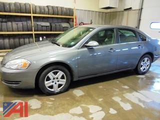 2008 Chevy Impala 4 Door