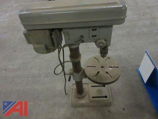 Omaha Bench Mounted Drill Press