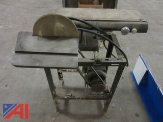 Craftsman Bench Disc & Belt Sander