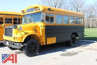 1990 International Blue Bird 3700 Bus (Parts Only)