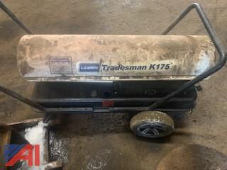 L.B. White Tradesman K175 Turbo Heater