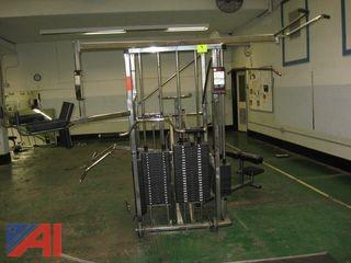 Universal Gym Equipment