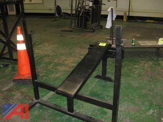 Prostar Sports Decline Bench Press