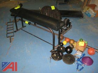 Miscellaneous Weight Equipment