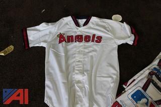 California Angels Jerseys