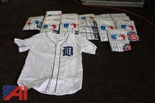 Detroit Tigers & Chicago Cubs Jerseys