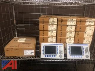 Allen Bradley Output Modules and Screens