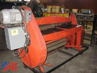 "52"" Cut Metal Shear"