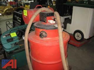 Hako Minuteman Pneumatic Vacuum