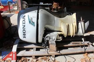 Honda V-Tec Outboard Motors