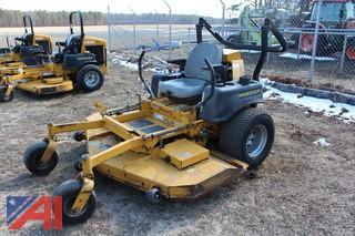 "Hustler 72"" Mower **See Videos**"
