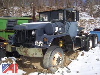 1970 Kaiser M818 5 Ton 6 x 6 Truck