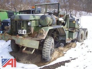 1983 Jeep M818 Truck