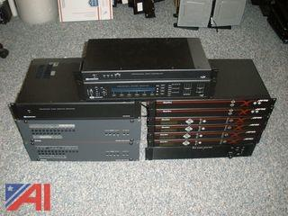 Various Audio/Video and Phone Equipment