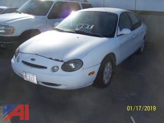1997 Ford Taurus Sedan