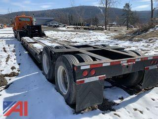 1977 General 35 Ton Tractor Trailer Flatbed