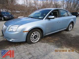 2008 Mercury Sable 4 Door
