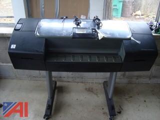"""HP Designjet Z2100 24"""" Photo Printer"""