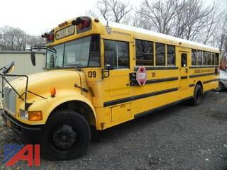 (139) 2002 International/American 300 School Bus