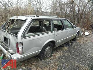 1994 Oldsmobile Cutlass Ciera Wagon 4 Door