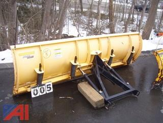 Fisher 9' Plow