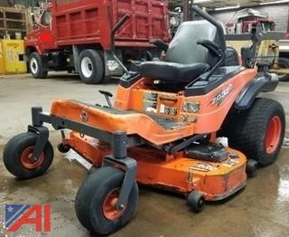 """2012 Kubota ZG327A 60"""" Mower"""