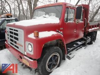 1988 International 1654 Dump Truck