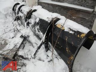 11' Reversible Snow Plow