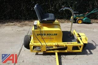 Speed Roller Turf Roller