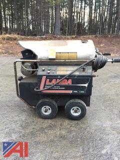 Landa Hot Water Power Washer