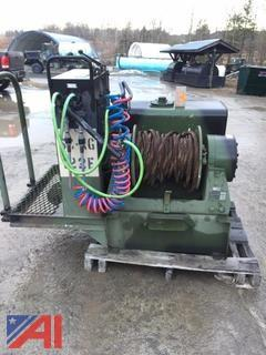 DP Manufacturing Hydraulic Winch