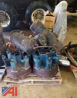 Various Automotive Parts