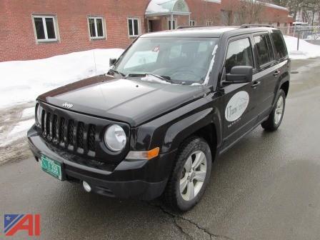 State of Vermont Fleet Management, VT #17155 **No Buyers Premium** **7 Day Auction**