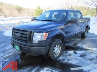 2012 Ford F150 XL 4 Door Pickup Truck