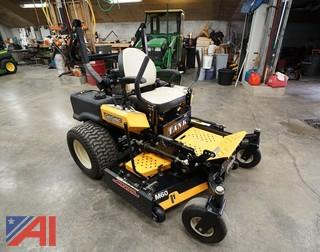 "2008 Cub Cadet Tank M60"" Z-Turn Mower"