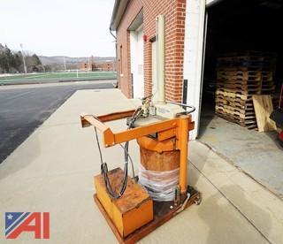 AB Orwak #5030-B Hydraulic Trash Compactor