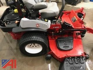 """2012 Exmark Lazer Z 72"""" Lawnmower"""