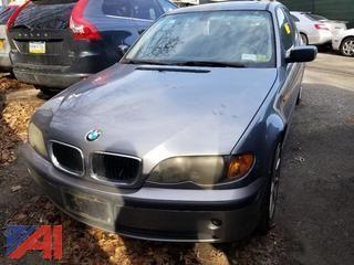 2003 BMW 325I 4 Door