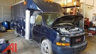 2006 GMC Savana Utility Truck